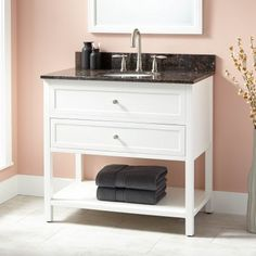 "36"" Robertson Vanity for Undermount Sink"
