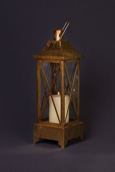 Handmade Decorative Tin Lantern by BoBoExports on Etsy
