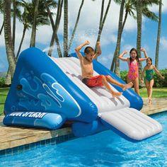 25 Best diy pool toys images in 2013   Pool fun, Cool pools ...