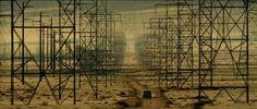 Se7en (1995) - dir: David Fincher; DOP: Darius Khondji