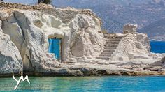 Strange? Mythical? Fiction? Or just... Greece? Kimolos Island