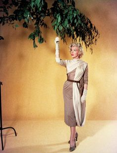 Marilyn Monroe in a promotional shot for How to Marry a Millionaire (1953)