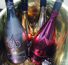 Armand de Brignac Launches Their Most Expensive Champagne – $1090 Blanc de Noirs