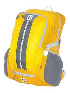 Vespa Urban Bike Back Pack Yellow Medium ** Check this awesome product by going to the link at the image.(This is an Amazon affiliate link and I receive a commission for the sales)