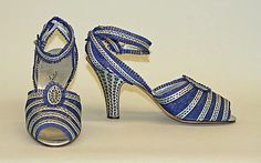 Shoes  Netch and Frater (French)  Date: 1930–37