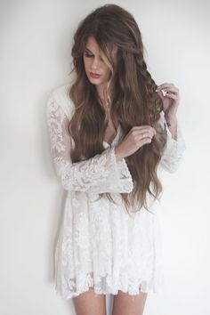 Get NYE Ready With 3 Hair Tutorials From Lindsey Pengelly! | Free People Blog #freepeople
