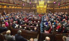 Like asking Turkeys to vote for Christmas Plans to kick out misbehaving peers from House of Lords are DROPPED