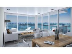 Miami Beach. Apartment with Beautiful view