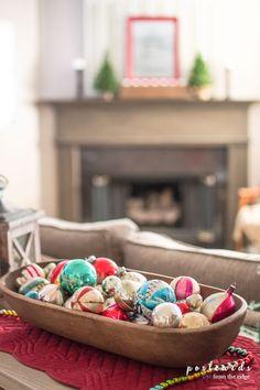 Vintage Christmas Crafts, Merry Christmas, Farmhouse Christmas Decor, Christmas Home, Christmas Holidays, Christmas Ideas, Holiday Ideas, Vintage Ornaments, Rustic Christmas