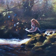 A little light reading  -  Jimmy Lawlor