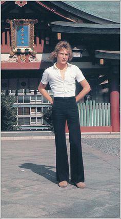 Bjorn Andresen in Japan