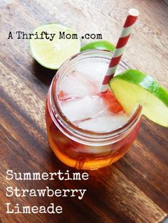 Strawberry Limeade E