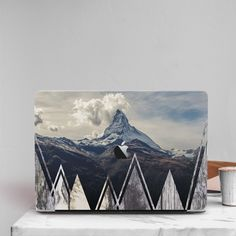 Macbook Air 13 Cover, Macbook Pro 13 Case, Newest Macbook Pro, New Macbook, Macbook Pro Retina, Laptop Covers, Blue Mountain, Apple Products, Iphone Cases