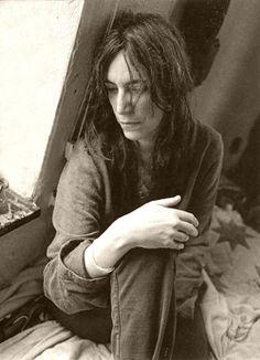 Patti Smith: la poesía del punk