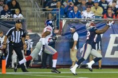 new york giants vs patriots touchdown | atriots wide receiver Josh Boyce (82) catches a Patriots quarterback ...