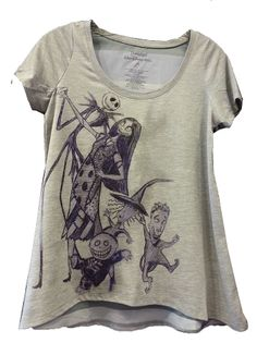 jack skellington and sally shirts - Google Search