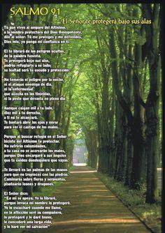 Imágenes cristianas con frases salmo 91 | Imágenes con frases                                                                                                                                                                                 Más