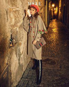 """Orvieto"" Vogue Korea June 2016"
