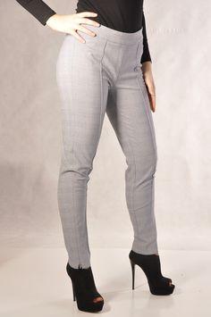 Tommy Hilfiger, Grey, Pants, Fashion, Gray, Trouser Pants, Moda, Fashion Styles, Women's Pants