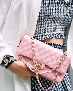 cda00ee1cab8 52 Best Pink Chanel Bag images