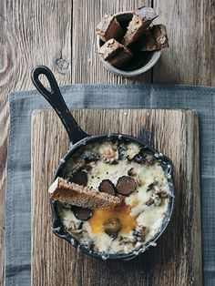 Duck-egg Cocotte | Duck & Waffle