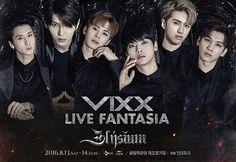 VIXX Live Fantasia -Elysium  Miss them live again,when can I see you six and go to your live  Vixx I miss you  ¤ Venue ¤ Korea ¤  Time ¤ 2016.8.13sat-14sun #vixx #vixxstarlight #starlight #vixxlivefantasia #vixxelysium #elysium #vixx2016 #vixxn #chahakyeon #vixxhakyeon #vixxleo #jungtaekwoon #vixxtaekwoon #vixxken #leejaehwan #vixxhongbin #vixxhongbean #leehongbin #hongbean #vixxravi #ravi #kimwonsik #vixxwonshik #vixxhyuk #hansanghyuk #vixxsanghyuk
