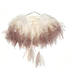 Feathery Cape