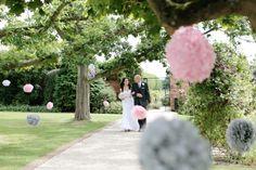 Romantic+Grey+and+Pink+Wedding+at+Gaynes+Park+ +Bridal+Musings
