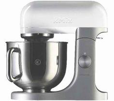 Kenwood KMIX51 - Robot de cocina, color blanco