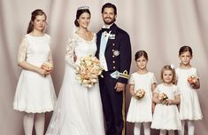 Prince Carl Philip and Sofia Hellqvist: The best moments from the Swedish royal wedding - hellomagazine.com