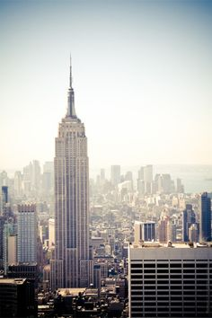 Concrete jungle where dreams are made. #NYC #BeTraveling