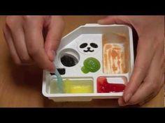 Make a Mini Candy Lunch Box! ~ つくろう!おべんとう! - YouTube