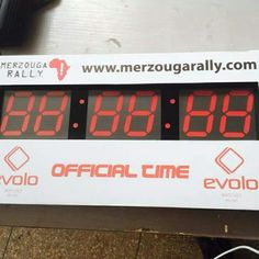 Evolo Watches Milano official timekeeper of Merzouga Rally