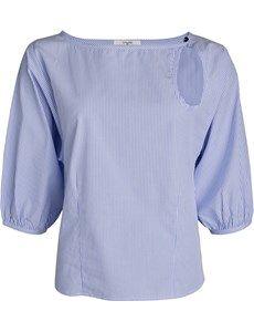 Andrea striped poplin shirt Lovechild