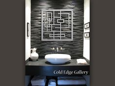 Metal Wall Art Art Decor Abstract Contemporary by ColdEdgeGallery