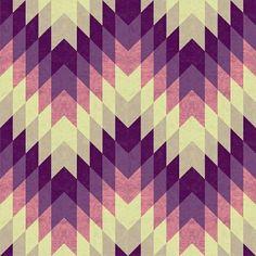motif géométrique trop chouette !!!