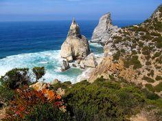 Praia da Ursa Cabo, Lisbon, Places, Water, Outdoor, Blog, The Beach, Europe, Gripe Water