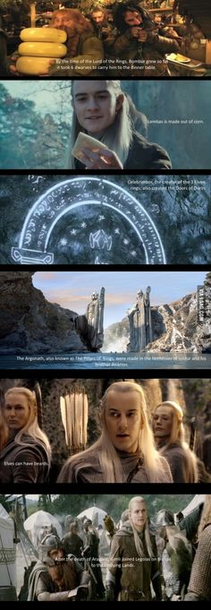 Some facts about The Lord of the Rings you may have not known