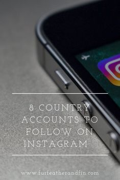Whether you're in search of stylish country clothing or want to know more about British wildlife, these eight country accounts are sure to ignite your love of country living.