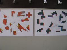 tetrisblokjes in 3d dekkend kleuren RDebruyne