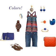 Colors!, created by karol-roo on Polyvore