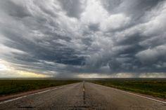 Thunderstorm near Colorado Springs, Colorado