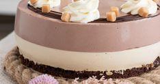 Fanny-vanukaskakku Cheesecake, Baking, Desserts, Food, Tailgate Desserts, Deserts, Cheesecakes, Bakken, Essen
