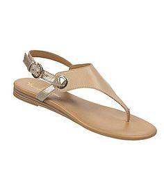 Franco Sarto Grip Sandals #Dillards