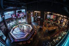 An overview of PBR Rock Bar & Grill (©Kirvin Doak Communications)