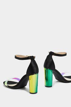 Last Dance Iridescent Heel | Shop Clothes at Nasty Gal!
