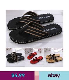 83bcb2990412c6 Sandals   Flip Flops 2018 Men Summer Beach Pool Flip Flops Beach Slippers  Casual Sandals Shoes Size  ebay  Fashion