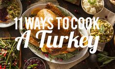 Are you stuck in a rut with the usual routine for your Thanksgiving turkey
