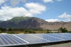 """La """"griglia intelligente"""" hawaiiana cattura sole e vento http://www.sorgeniaecopensiero.it/2011/12/21/la-""""griglia-intelligente""""-hawaiana-cattura-sole-e-vento/"""