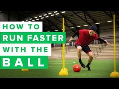 Tips And Tricks To Play A Great Game Of Football. To be successful with football, one needs to understand the rules and strategies and have the appropriate skills. Soccer Footwork Drills, Football Training Drills, Running Drills, Running Form, Soccer Practice, Soccer Skills, Soccer Tips, Soccer Sports, Nike Soccer